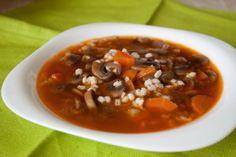 Рецепт супа из перловой крупы