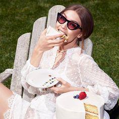 gigi   Gigi Hadid para Vogue Eyewear 2017 ...