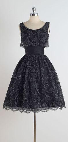 Suzy Perette . vintage 1950s dress . vintage by millstreetvintage