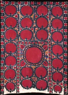 Joss Graham - vibrant ethnographic textiles collected from India, Central Asia & Tibet