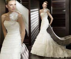 vestidos novia sirena - Google Search