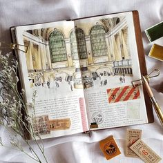 The Journal Diaries is a blog segment where we get a sneak peek into the journals, notebooks, organizers and diaries from creative souls all...