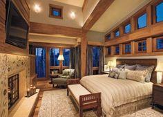 Mountain Neutral Bedroom