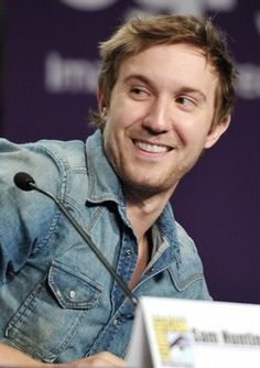 Sam Huntington of #BeingHuman