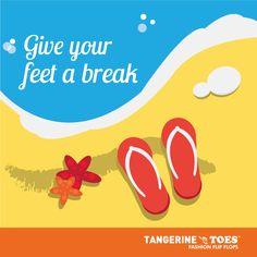 Your toes deserve it :D