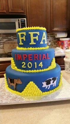 FFA cakes