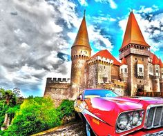Castel Corvin Photo by Mihai Sirb — National Geographic Your Shot