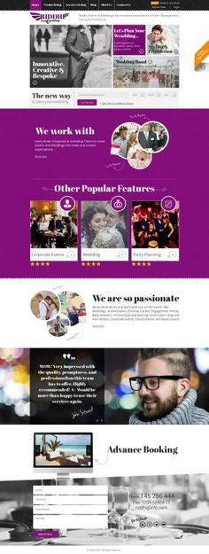 Web design sample. #Design #Branding #Digital Marketing #Logo Design #Brochure Design #Flyer Design #Animation #Explainer Video #2D/3D Animation #Marketing Video #Promotional Video