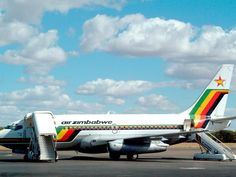 Zimbabwe Makes Aviation History With Its First All-Female Flight Deck, November 2015