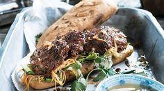 Banh Shop's Grilled Pork Meatball Banh Mi is a Best Sandwiches in America winner   Best Sandwiches content from Restaurant Hospitality