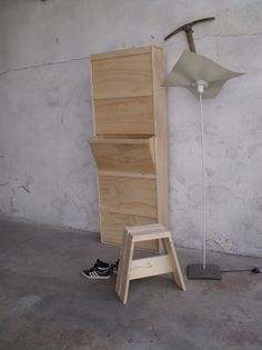 Shoe rack by Reverse