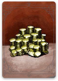 Die Goldmünzen Painting, Painting Art, Paintings, Painted Canvas, Drawings