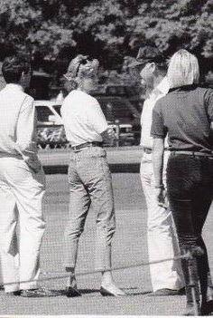 Activité de Diana du mois de mai _ 1990
