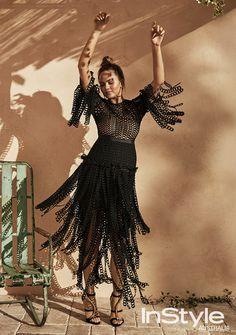 Chrissy Teigen gorgeous in InStyle Australia magazine!
