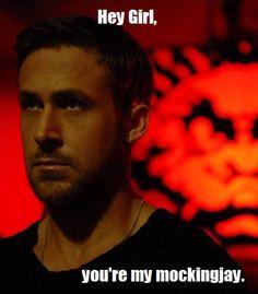 Hey Girl/Mockingjay