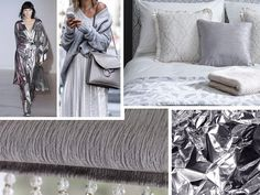 Stockholm Fabric Collection - available from Jones Interiors Metallic Yarn, Stockholm, Interiors, Blanket, Fabric, Silver, Fashion Design, Collection, Style