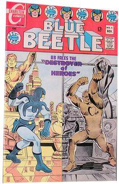 comic books of the 1960's     http://www.themidtownmen.com/#