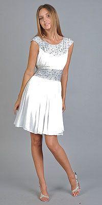 vestidos de calle elegantes y sencillos cortos - Buscar con Google