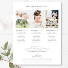 Advanced Photoshop tutorials on how to create professional looking photos. Wedding Photography Marketing, Photography Business, Classic Photographers, Photography Contract, Facebook Cover Design, Price List, Business Card Design, Business Branding, Business Ideas