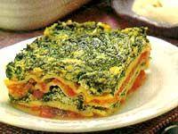 Cantinho Vegetariano: Lasanha com Tofu e Espinafre (vegana)