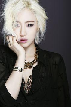 T♔ARA Again 1977: 5th. Mini Album Repackage (2013.12.04) T♔ARA's Eun Jung