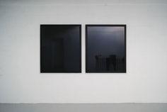 Johan Øvergård Soulmates Epoxy, paint and pine, 115 x 150 x 5 cm each, 201