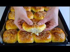 Pamuk pogačice - svi će vam tražiti recept - najmekše na svetu - YouTube