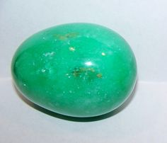 Beautiful Jade Gemstone Egg
