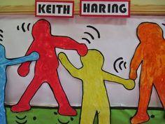 keith haring para niños - Buscar con Google