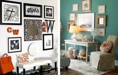 arranging a wall | How to Decorate Your Dorm Room with Photos and Posters – College ...