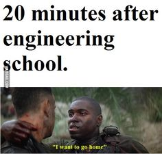First day at engineering school - 9GAG