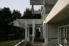 In Photos: The Last Days Of Three Paul Rudolph Houses - Point of View - December 2013