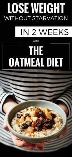 Oatmeal diet is very healthy and easy because it promises a gradually and safe weight loss without nutritional deficiencies or starvation. The main idea of this diet is quite trivial: you have to eat oatmeal, in all sorts of combinations, each meal. Although oatmeal is a carbohydrate, and it must be avoided when you want …