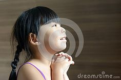 asian child looking up - Google Search
