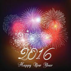 Happy New Year 2016 Crafts