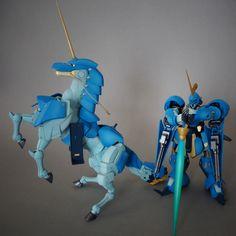 R・ジャジャ・カスタム『青騎士』