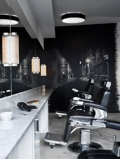 INCH Hair Salon and Spa, Oslo, Norway - 				The Cool Hunter
