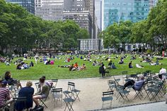 Bryant Park in Midtown Manhattan | Located Midtown on 42nd S… | Flickr