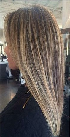 Enjoy this amazing gallery with suggestions for bronde hairstyles!