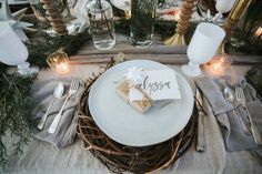 Inspired by the Danish word Hygee which means cozy warmth, this party is all about the creature comforts of an intimate winter gathering with friends and family.