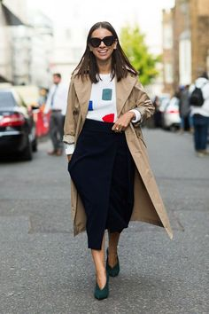 The Best Street Style of London Fashion Week Spring/Summer 2016