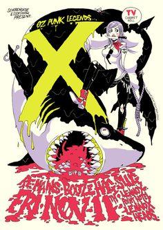X  by Sam McKenzie