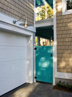 The Boathouse Style Garage Area Provides Space To Unload The Car After A  Day At The Beach, Store Gear, Rinse Off And Refresh Before Entering The  Home Via A ...