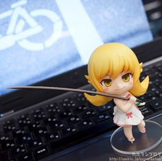 Shinobu Figure (しのぶフィギュア Shinobu Figyua) is a short story from the Monogatari series written by Nisio Isin and included in the Nisemonogatari Premium Item Box. The box contains the Oshino Shinobu n...