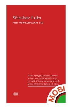 Nie oświadczam się (MOBI) - Wiesław Łuka