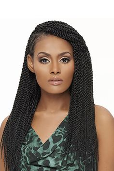 - Description - Qualities - How to Style - About the Brand - Shipping and Returns The Harlem125 Kima Synthetic Braiding Hair Senegal Rope Twist is a simple way to have great senegalese twists! Senegal