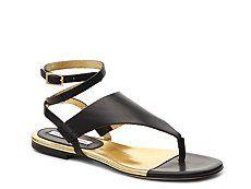 Diane Von Furstenberg Mitzi Flat Sandal