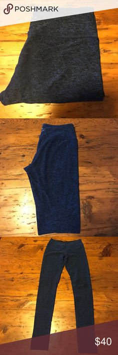 Beyond Yoga Good used condition, **some wear on heals for Pure Barre. Beyond Yoga Pants Leggings