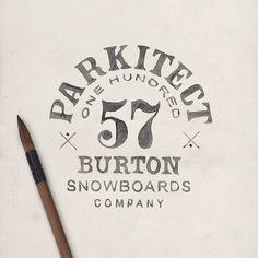 Burton Parkitect on Behance by BMD DESIGN