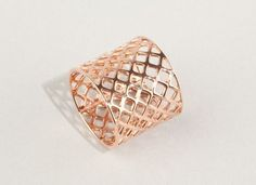Searching for a lattice ring like Mom's - Korcula Laura ring